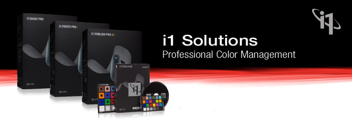 x-rite color management solutions